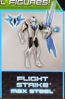 Fligth Strike Max Steel