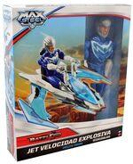 Jet Velocidad Explosiva