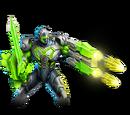 Turbo Armor Mode