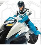 Max Steel's Turbo Cycle