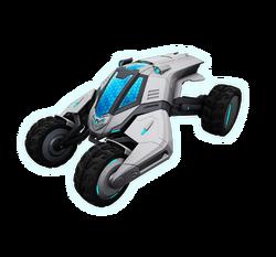 Max Steel Reboot Turbo Car-6-