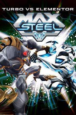 Max Steel Turbo vs Elementor