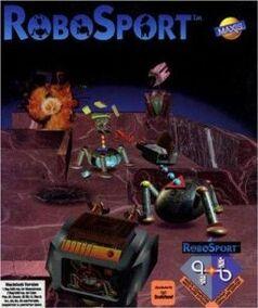 Robosport cover