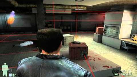 "Max Payne Walkthrough ""Part 3 - Chapter 3"" HD"