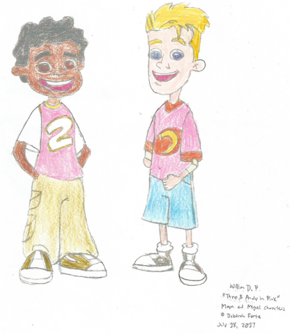 File:Theo and Andy Wearing Pink.png