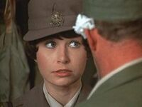 Linda Meiklejohn - as Leslie Storch MASH