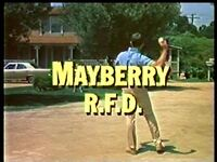 O MAYBERRY RFD-1-