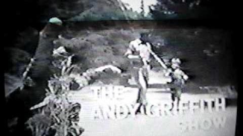 The Andy Griffith Show Original Opening 1960