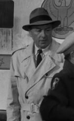 Black day mayberry FBI agent
