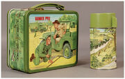 Gomer Pyle Lunch Box 2