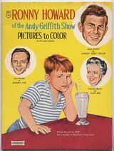 Ronny Howard Coloring Book 2
