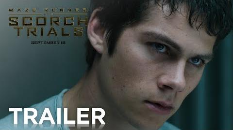 Maze Runner The Scorch Trials Official Trailer 2 HD 20th Century FOX