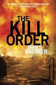 James dashner kill order