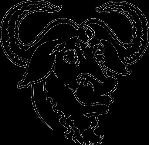 File:GNU logo.png