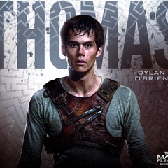 Dylan O'Brien - (Thomas)