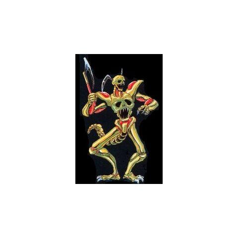 Garada K7 in  Mazinsaga: Mutant Fighter