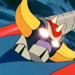 Drill Spazer with Grendizer