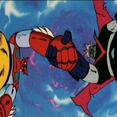 Great Mazinger & Getter Robo