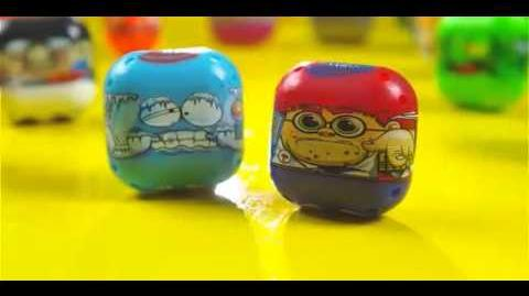 Mighty Beanz Series 3 Cmmercial