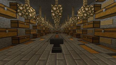 Minecraft Secret Door
