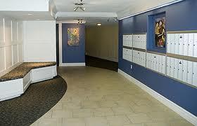 Apartment-lobby