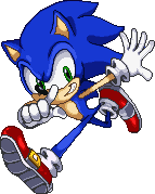 Super Smash Flash Sonic