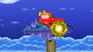 Kirby air cannon