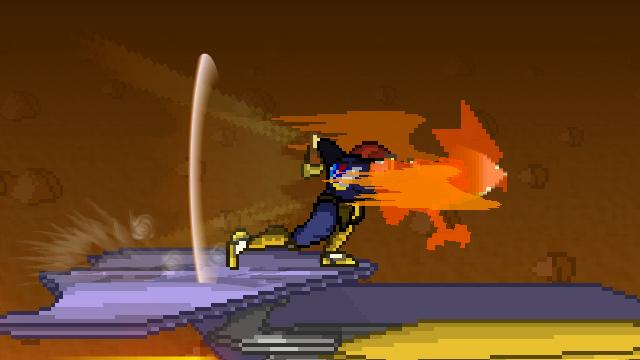 Falcon Punch Segment 1