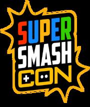 Super Smash Con logo
