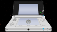 3DS Ice White