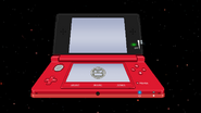 Flame Red 3DS