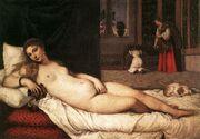 Titian Venus