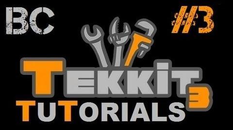 Tekkit Tutorials - BC 3 - Quarries