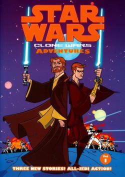 Clone Wars Adventures Cover 1