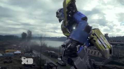 MECH-X4 Season 1 Mid-Season Premiere Recap