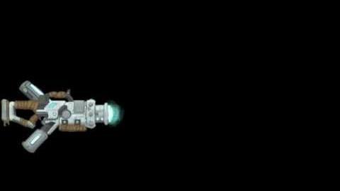 Blasterrough animation