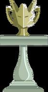 Platinum Mecha Trophy