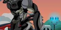 Shadowscythe Wolf
