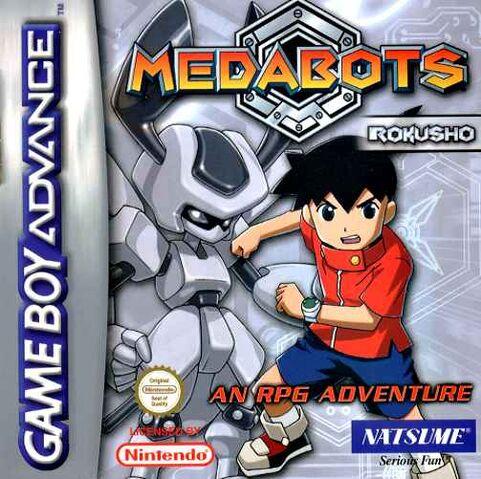 File:Medabots Rokusho Version Cover.jpg