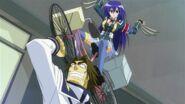 Medaka on top of Kunisaki's bike