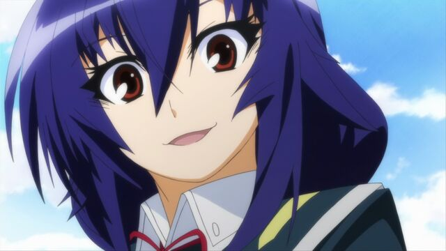 File:Medaka's smile after meeting other Abnormals.jpg