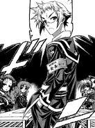 Zenkichi's new Student Council
