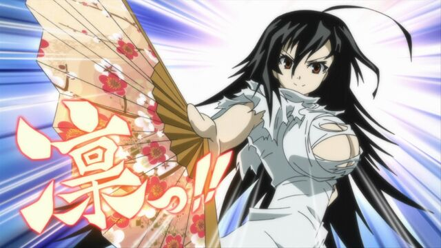 File:Medaka declares the Student Council victorious.jpg