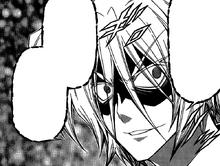 Tsurubami's psychotic smile