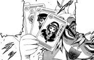 Momozono's name cards