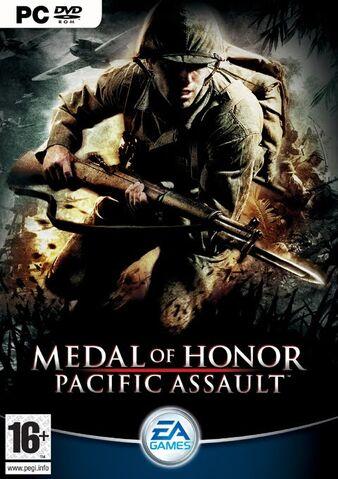 Archivo:Medal Of Honor Pacific Assault.jpg