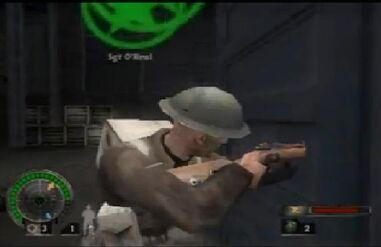 Sgt O'neal