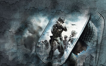 Medal of honor background by brb2sec