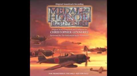 Medal of Honor Rising Sun Marauders at Midnight