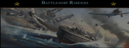 Battleship Raiders Loading Screen